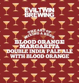 Evil Twin Brewing 'Blood Orange Margarita' Double IPA 16oz Can