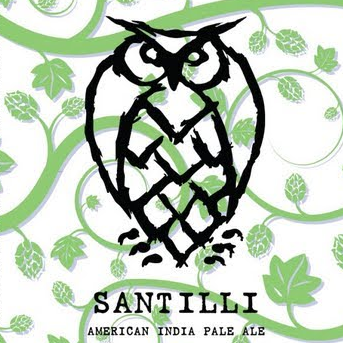Night Shift 'Santilli' IPA 16oz Can