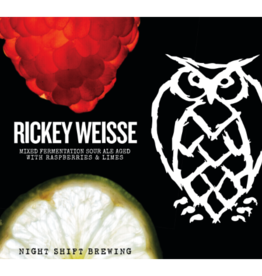 Night Shift 'Rickey Weisse' Berliner Weisse 16oz Can