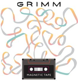 Grimm Artisanal Ales 'Magnetic Tape' IPA 16oz Can