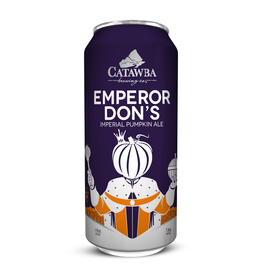 Catawba 'Emperor Don's Pumpkin Ale' 16oz Can