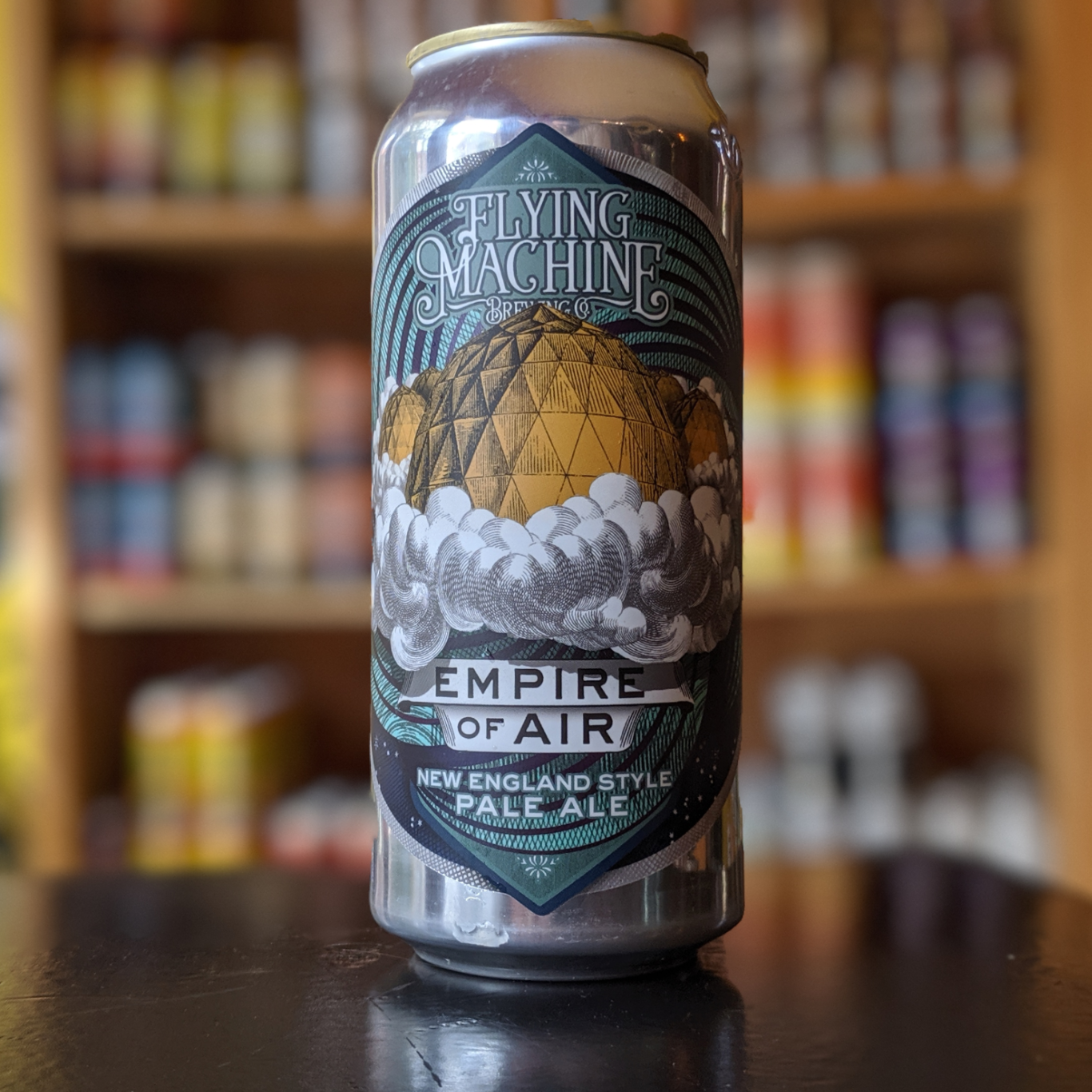 Flying Machine Brewing Company 'Empire of Air' NE Pale Ale 16oz Can