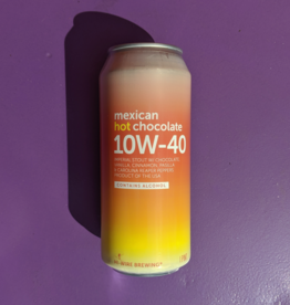 Hi-Wire Brewing 'Mexican Hot Chocolate 10W-40' Imperial Stout 16oz Can