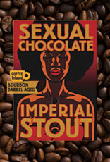 Foothills Brewing 'Coffee Infused Barrel Aged Sexual Chocolate 2019' 22oz