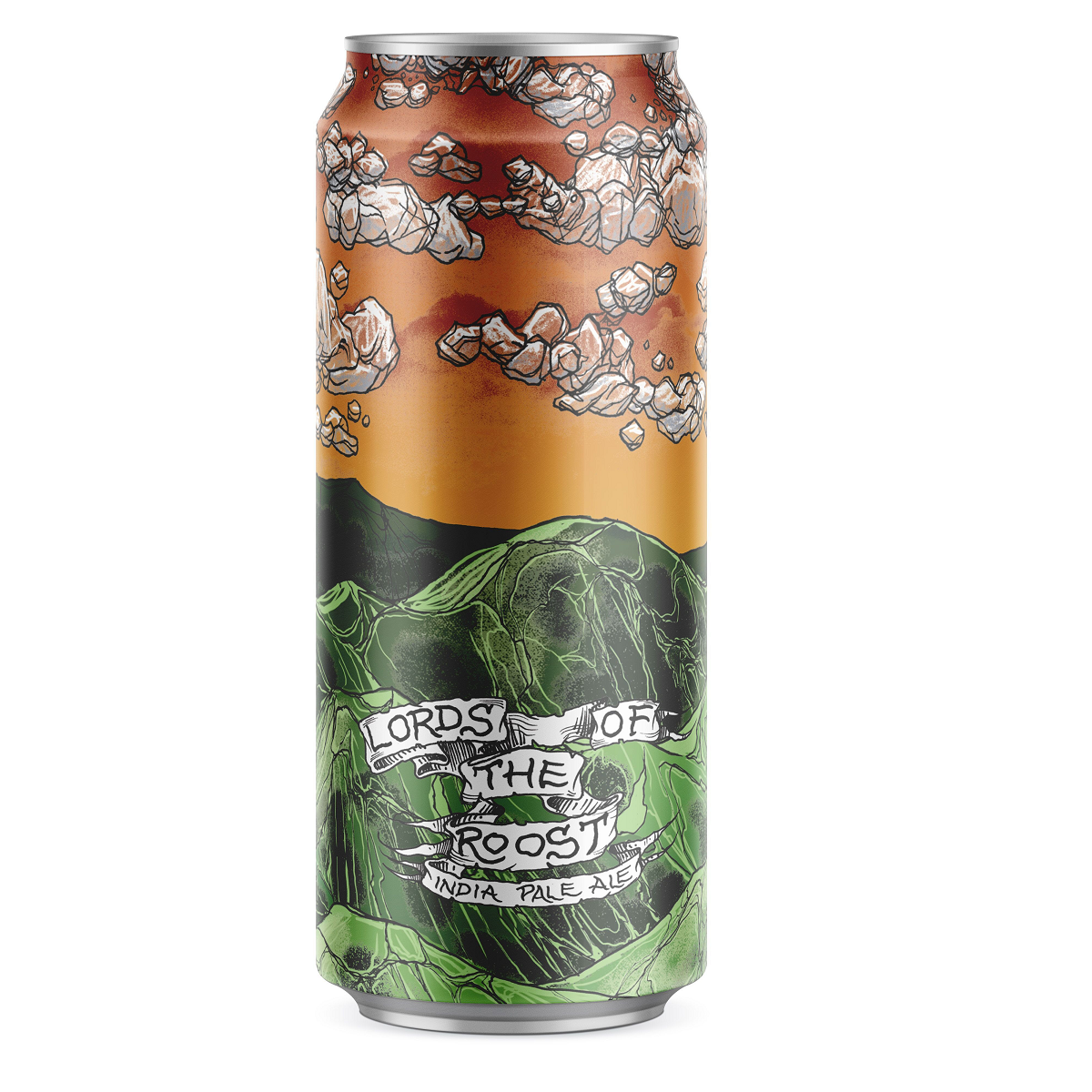 Burial x Altamont Beer Works 'Lords of the Roost' IPA 16oz Can
