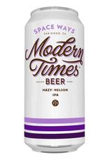 Modern Times 'Space Ways' Hazy IPA 16oz Can