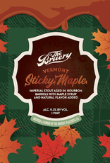 The Bruery 'Vermont Sticky Maple' Imperial Stout 16oz Can