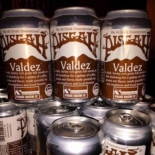 Pisgah 'Valdez' 12oz (Can)