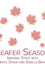 Heist 'Leafer Season' Imperial Stout 16oz Can