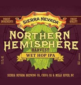 Sierra Nevada 'Northern Hemisphere' Wet Hop IPA 12oz Sgl