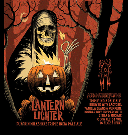 Abomination 'Lantern Lighter' Triple IPA 16oz Can