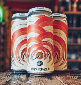 Double Nickel x Hop Culture 'A Tale of Two Gongs' NE IPA 16oz Can