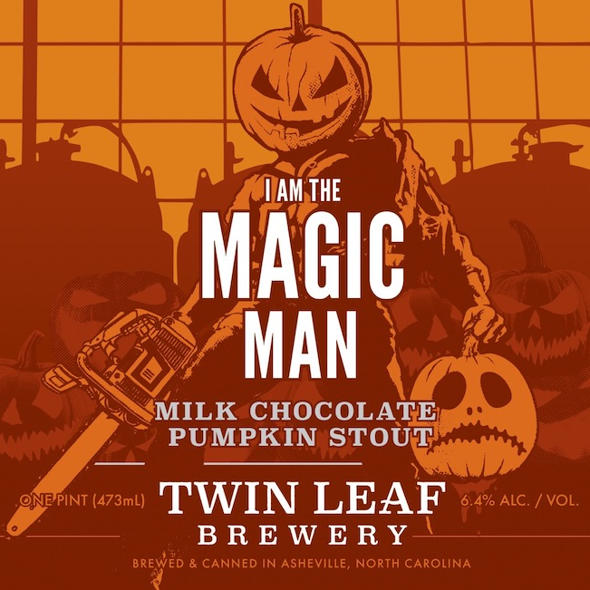 Twin Leaf 'I Am The Magic Man' 16oz Can