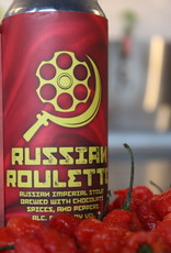 Unknown 'Russian Roulette' Imperial Stout 16oz Can (Box of 12)