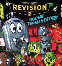 Revision 'Social Fermentation' IPA 16oz Can