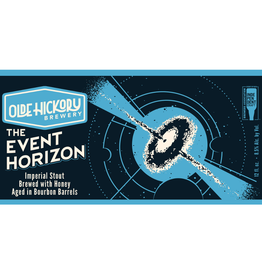 Olde Hickory 'Event Horizon 2019' Imperial Stout 12oz Sgl