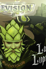 Revision 'Lord Lupulin' Northeast-Style IPA 16oz Can