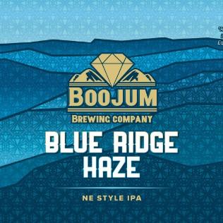 Boojum Brewing Co. 'Blue Ridge Haze' IPA 12oz Can