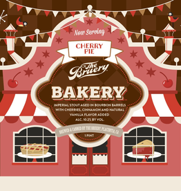 The Bruery 'Bakery - Cherry Pie' Imperial Stout 16oz Can
