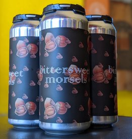 Heist 'Bittersweet Morsels' Imperial Stout 16oz Can