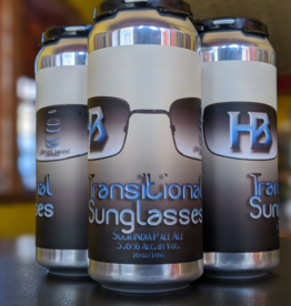 Heist 'Transitional Sunglasses' Sour IPA 16oz Can