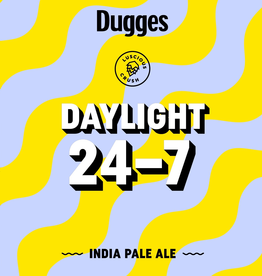 Dugges 'Daylight 24-7' IPA 16oz Can