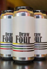 Heist 'Draw Four' Hazy IPA 16oz Can