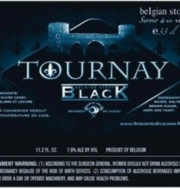 De Cazeau 'Tournay Black' 330ml