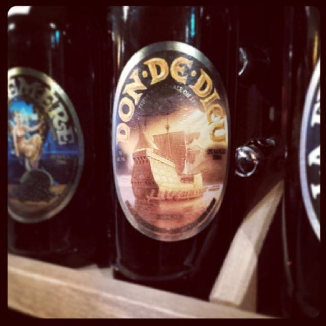 Unibroue 'Don de Dieu' 750ml