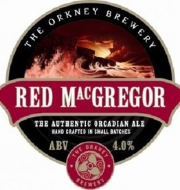 Orkney 'The Red MacGregor' 500ml