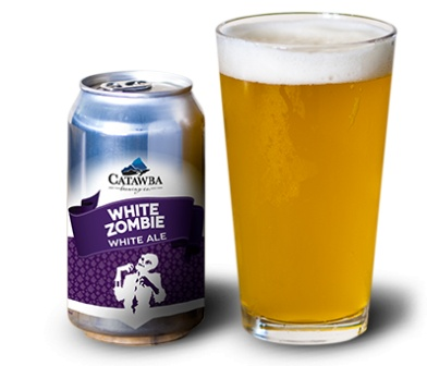 Catawba White Zombie Case (12oz - Box of 24)