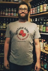 BluBus Clothing Company Bruisin' Ales T-Shirt
