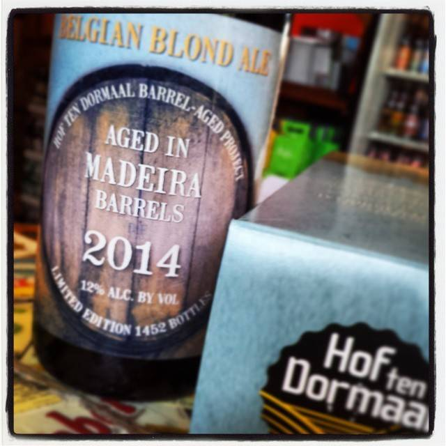 Hof Ten Dormaal 'Barrel-aged Madeira' 750ml