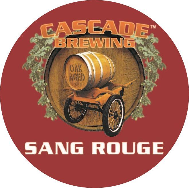 Cascade 'Sang Rouge - 2013 Project' Sour Ale 750ml