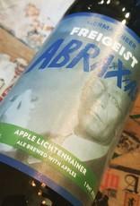 Braustelle Freigeist Abraxxxas - Apple Lichtenhainer' Smoked Weisse 500ml