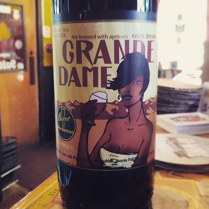 Trois Dames 'Grande Dame' Oud Bruin 750ml