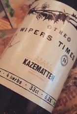 Kazematten Kazematten 'Wipers' 330ml
