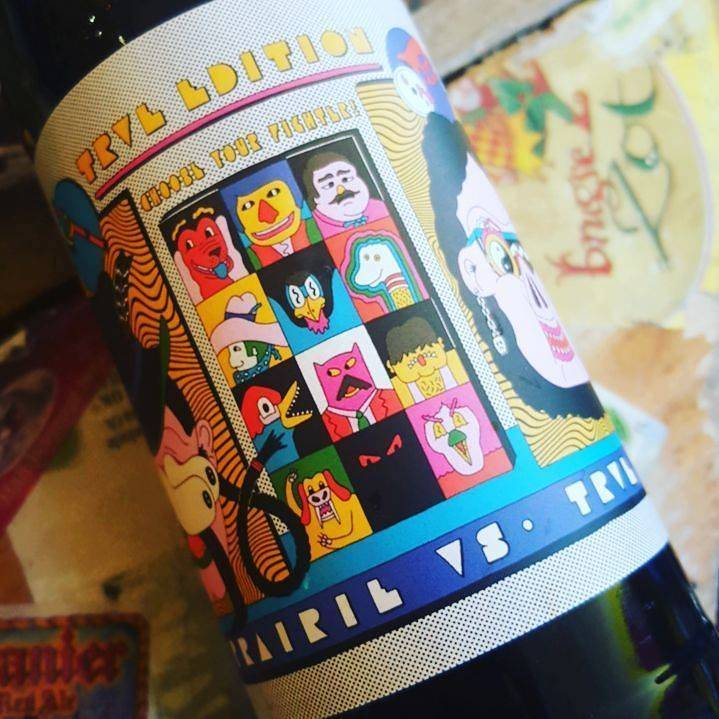 PRAIRIE Artisan Ales x TRVE 'TRVE Edition' Sour Red Ale' 500ml