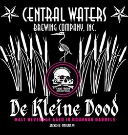 Local Option x Central Waters 'De Kleine Dood' Barrel Aged Weizenbock 22oz