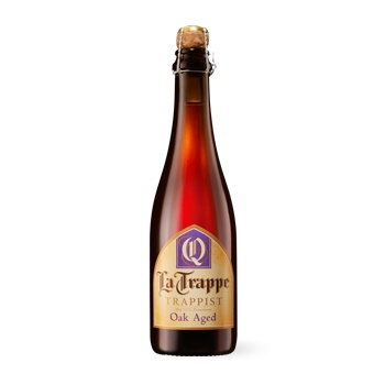 La Trappe 'Oak Aged Quad - Batch 19' 375ml