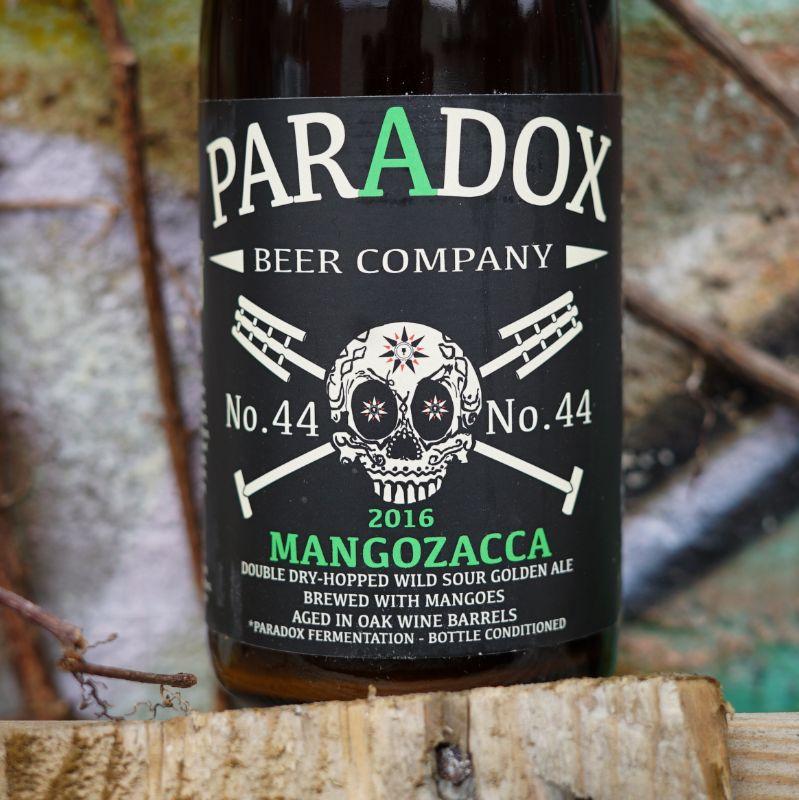 Paradox 'Skully No. 44 - Mangozacca' 500ml