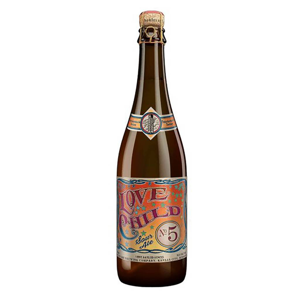 Boulevard Brewing Co. 'Love Child No. 5' Barrel Aged Sour Ale 750ml
