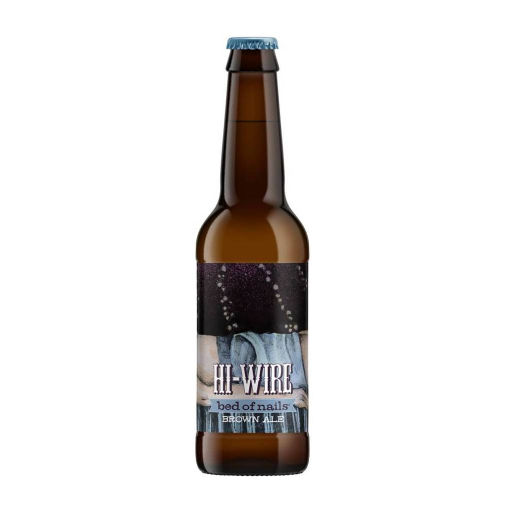 Hi-Wire Brewing 'Bed of Nails' Brown 12oz Sgl
