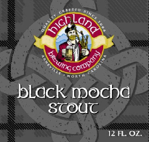 Highland 'Black Mocha' Stout 12oz Sgl