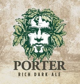 Green Man Brewery 'Porter' 12oz Sgl