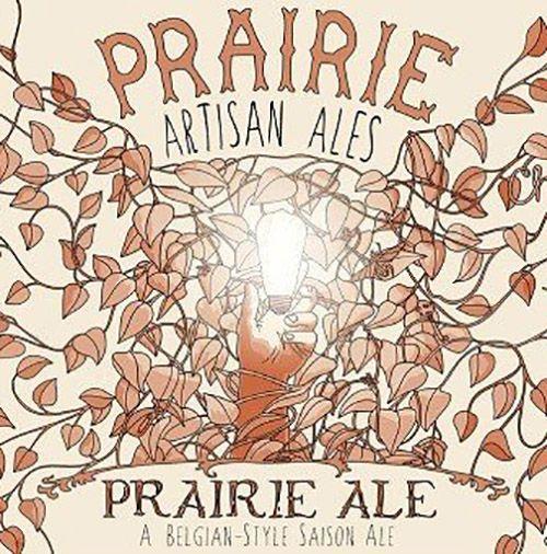 PRAIRIE Artisan Ales Prairie Ale' Saison 500ml