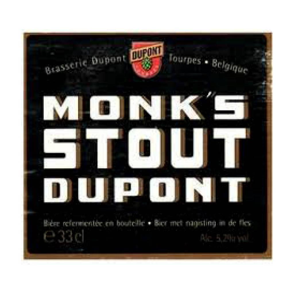 Dupont 'Monk's Stout' 750ml