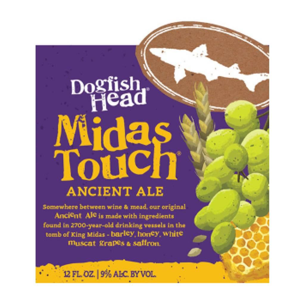 Dogfish Head 'Midas Touch' 12oz Sgl