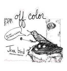Off Color 'Jerk Bird' Golden Ale 750ml