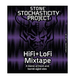 Stone Brewing 'Stochasticity - Hifi+Lofi Mixtape' 22oz